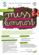 Súťaž Miss Kompost po prvý raz štartuje na Slovensku